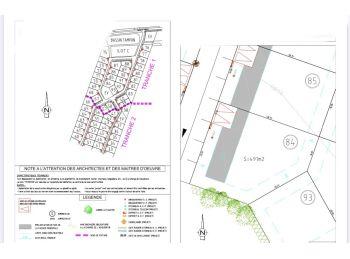 Photo du terrain à bâtir de 491m²<br> à NOGENT-LE-ROI (28)