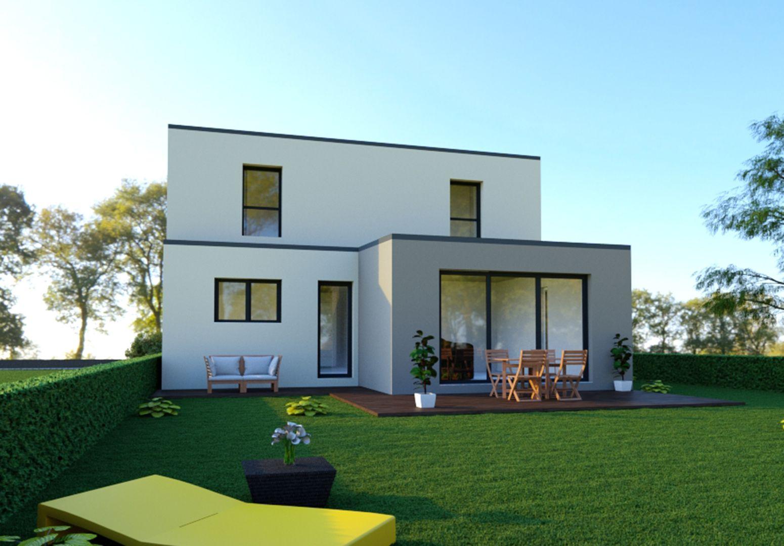 Image du modèle de maison LEHON 4CH 120