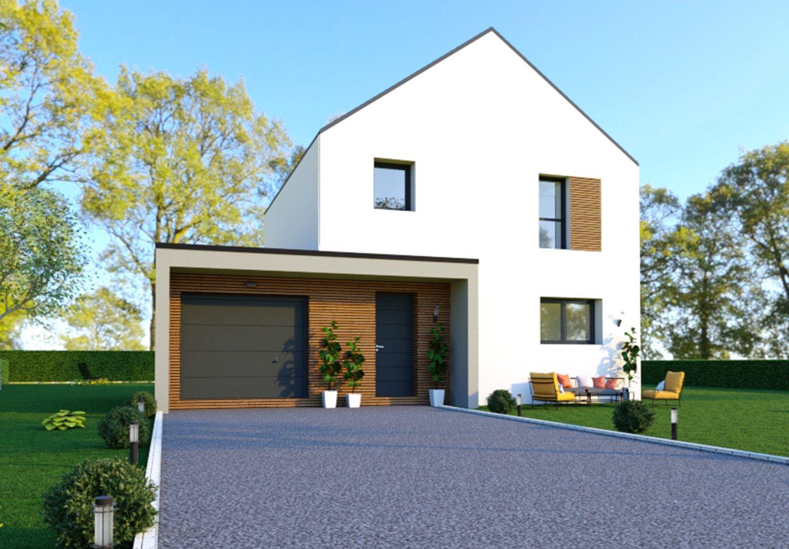 Image du modèle de maison CHAVAGNE 3CH 90