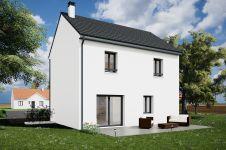 image miniature Maison 101.72 m² avec terrain à LORRIS (45)