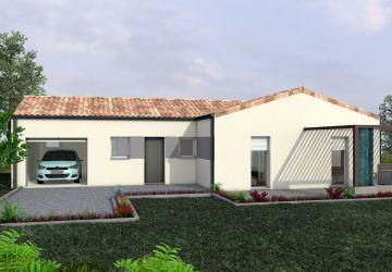 Modèle de maison GOYAVE 3CH 74