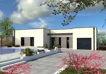 Modèle de maison Modèle de 111.16 m² à 216 000,00 €