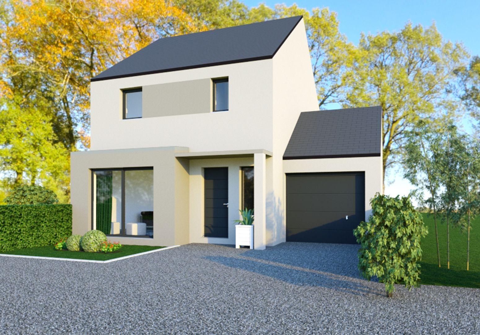 Image du modèle de maison LAMBALLE 3CH 94