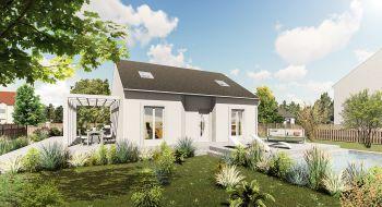 Photo de la maison 4CH de 100m²<br> à LA FERTE-ALAIS (91)