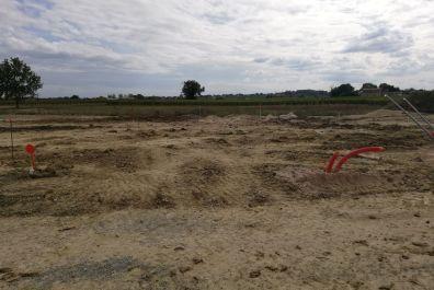 image terrain Terrain de 418 m² à SAINT-ANDRE-DE-CUBZAC (GIRONDE - 33)