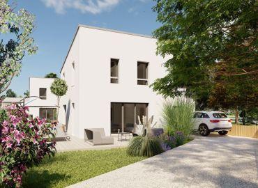 image Maison 105 m² avec terrain à VIGNEUX-DE-BRETAGNE (44)