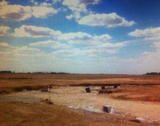 Photo du terrain à bâtir de 670 m² <br><span>CHARRAIS(86)