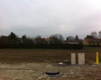 Photo du terrain à bâtir de 566 m² <br><span>CISSE(86)