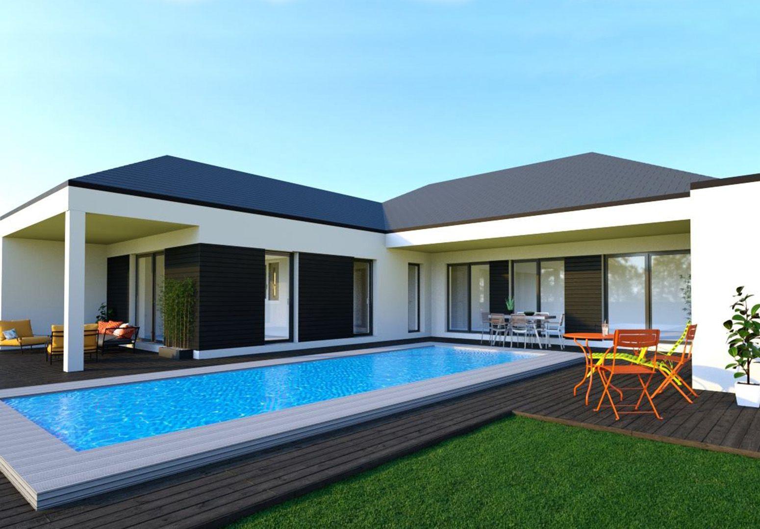 Image du modèle de maison BETTON 3CH 130