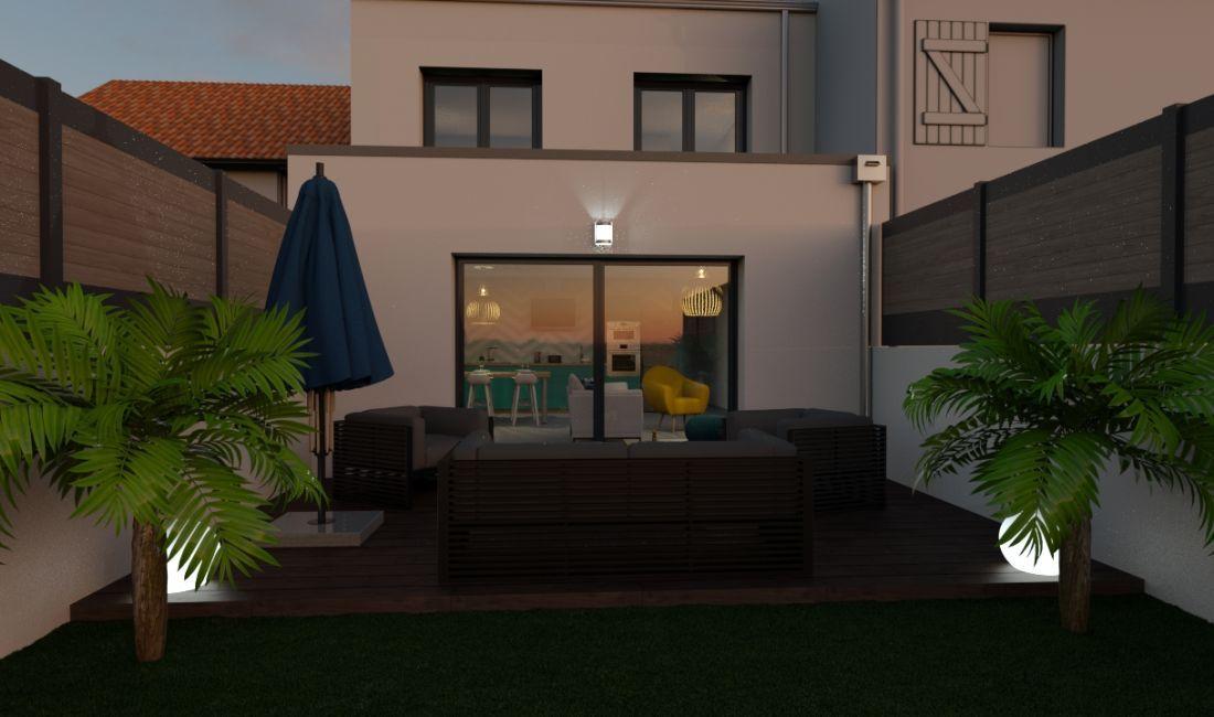 Photo 1 de la maison VALPARAISO