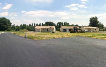 Photo du terrain n°31 de 730 m² à COULONGES-SUR-L'AUTIZE