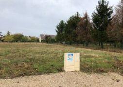 Terrain Agence d'Orléans, Terrain 835m²