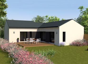 image offre-terrain-maison Maison 92.25 m² avec terrain à LE SEL-DE-BRETAGNE (35)