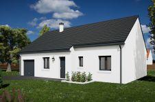 image miniature Maison 85.18 m² avec terrain à COULLONS (45)