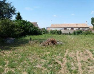 Photo du terrain à bâtir de 764 m² <br><span>VOUNEUIL-SUR-VIENNE(86)