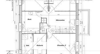 Photo de la maison 4CH de 155m²<br> à SAINTE-GENEVIEVE-DES-BOIS (91)