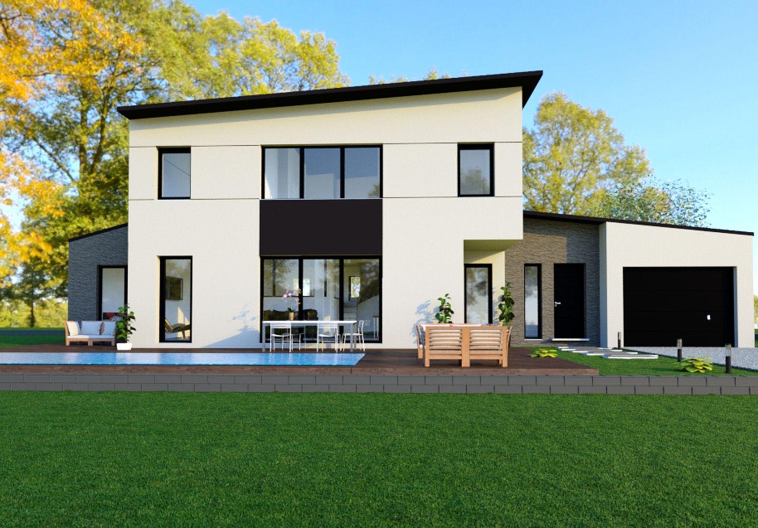 Image du modèle de maison FOUGÈRES 5CH 145