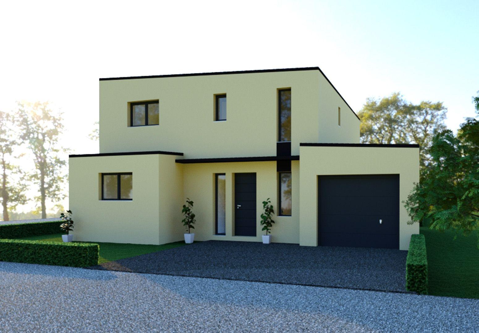 Image du modèle de maison GUICHEN 5CH 150