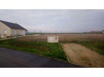 Photo du terrain à bâtir de 575m²<br> à THEUVILLE (28)