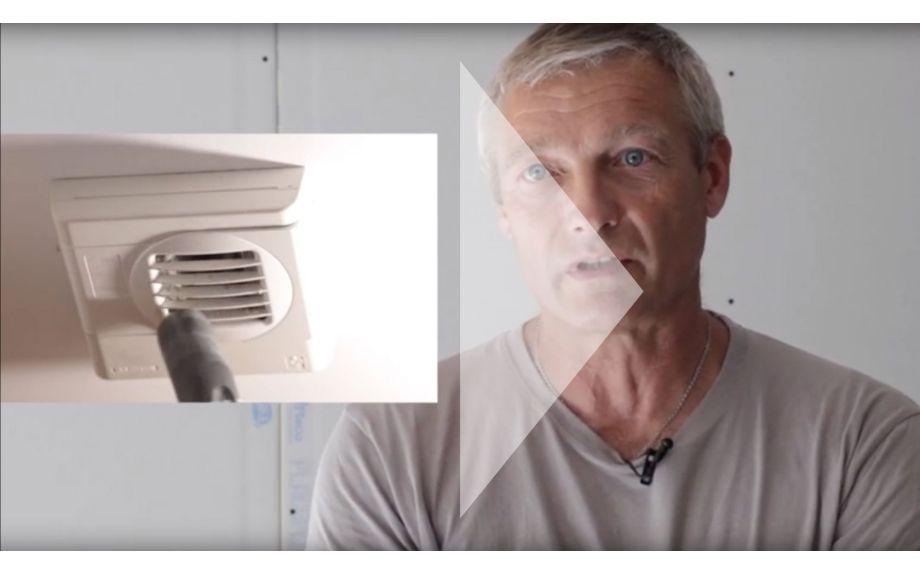 Vidéo - Bien entretenir la ventilation de votre maison