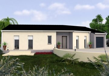 Modèle de maison RUBIS M 3CH 82
