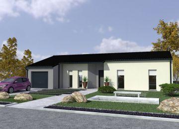 Modèle de maison OPALE M