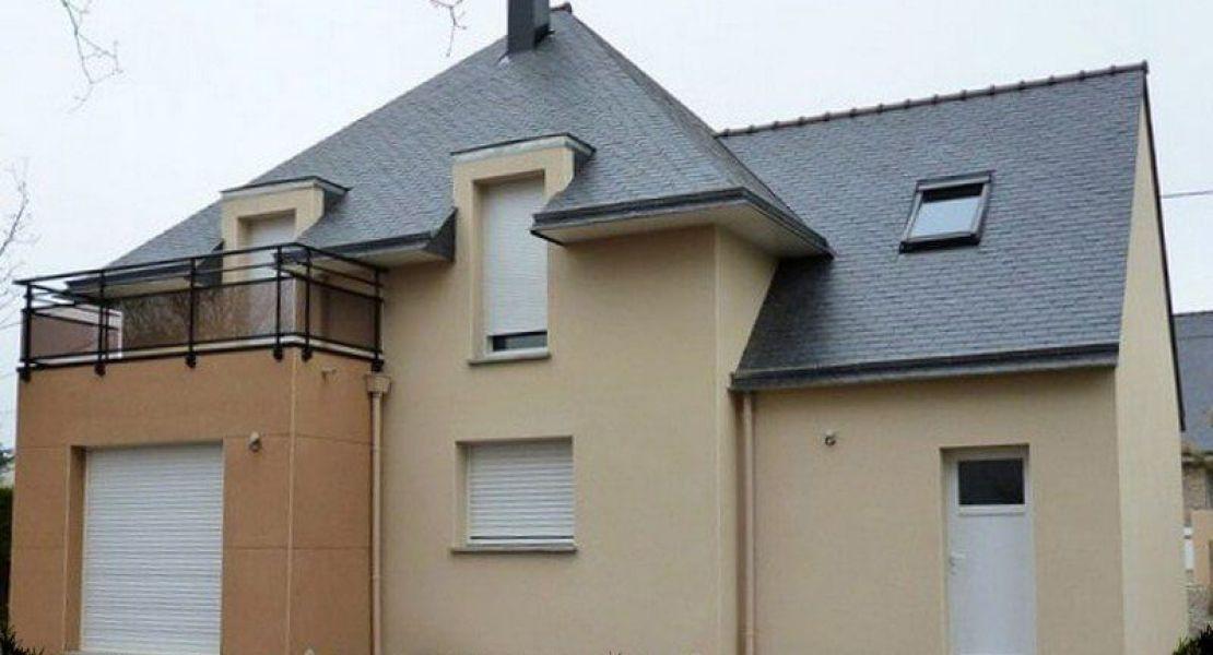 image Livraison d'une construction de maison neuve à MALANSAC (56)
