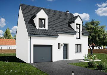 image offre-terrain-maison Maison 95 m² avec terrain à SAINT-HILAIRE-SAINT-MESMIN (45)