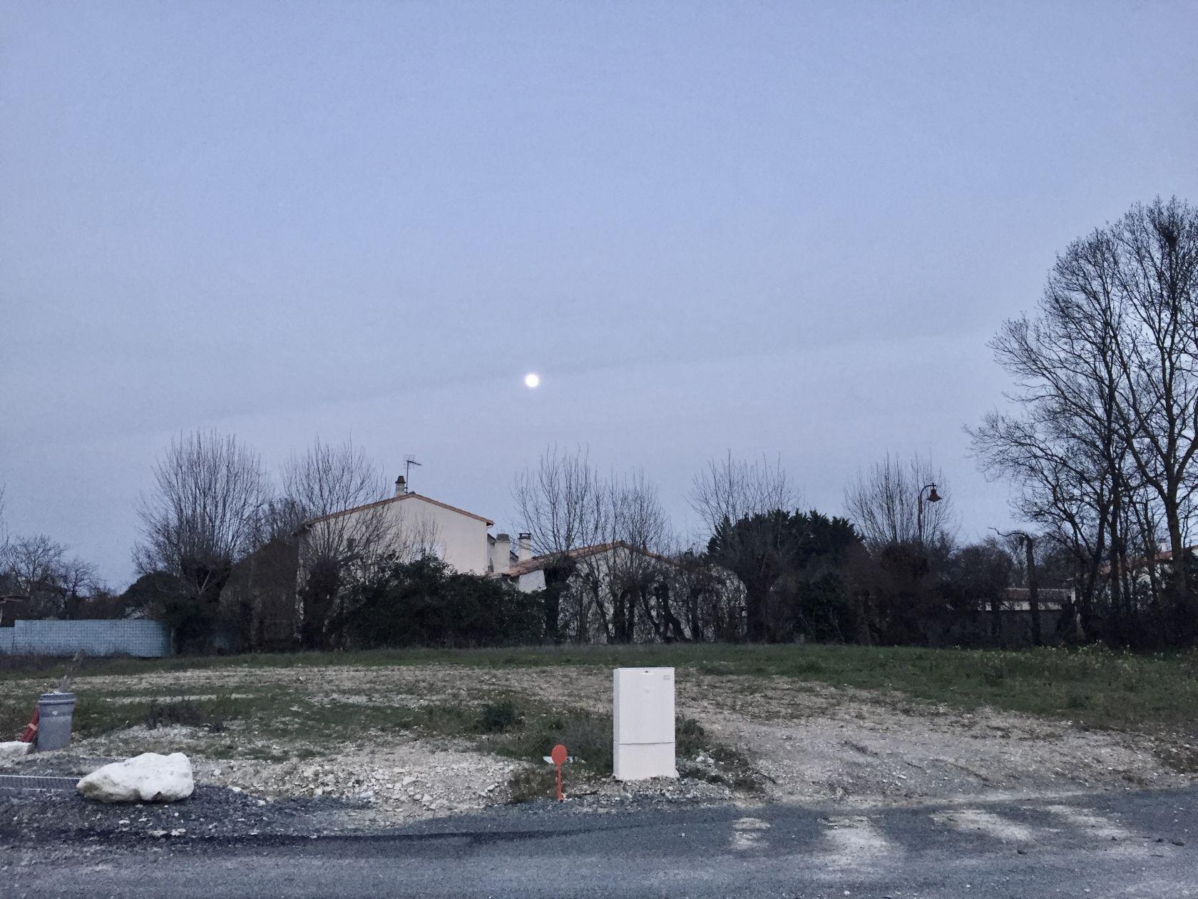 Photo du terrain à bâtir de 443 m² <br><span>SAINT-SYMPHORIEN(79)