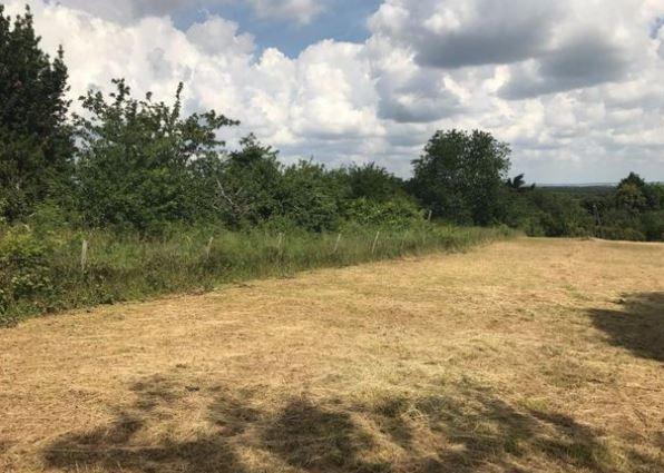 Photo du terrain à bâtir de 993 m² <br><span>VOUNEUIL-SUR-VIENNE(86)