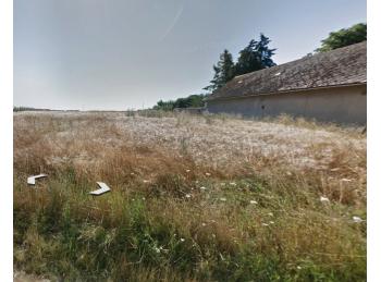 Photo du terrain à bâtir de 720m²<br> à MIGNIERES (28)
