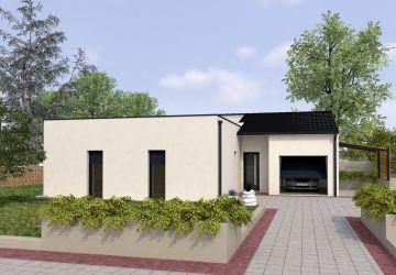 Modèle de maison SAPHIR M 3CH 92