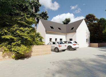 image Maison 130 m² avec terrain à QUILLY (44)