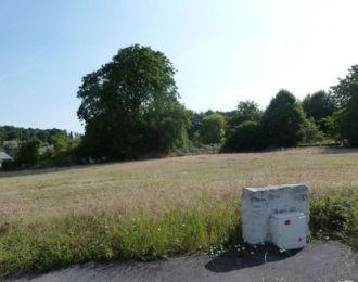 Photo du terrain à bâtir de 583 m² <br><span>PLEUMARTIN(86)