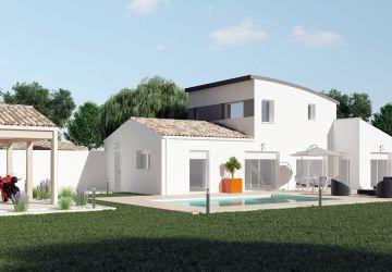 Image du modèle de maison MORPHEE