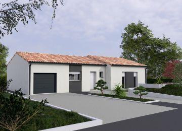 Modèle de maison JADE T