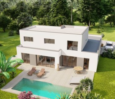 Maison 150 m² avec terrain à LOUVIGNE-DE-BAIS (35)