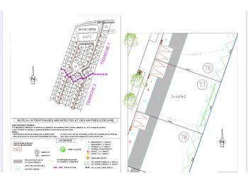 Photo du terrain à bâtir de 461m²<br> à NOGENT-LE-ROI (28)
