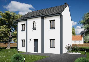 image offre-terrain-maison Maison 101.72 m² avec terrain à SAINT-HILAIRE-SAINT-MESMIN (45)