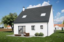 image miniature Maison 95 m² avec terrain à NEUVY (41)