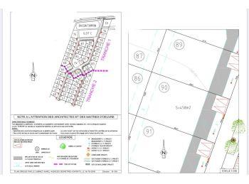 Photo du terrain à bâtir de 458m²<br> à NOGENT-LE-ROI (28)
