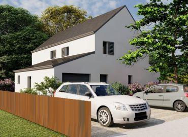 image Maison 140 m² avec terrain à QUILLY (44)