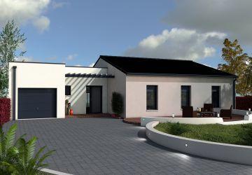 Modèle de maison MAYOTTE 3CH 96 M