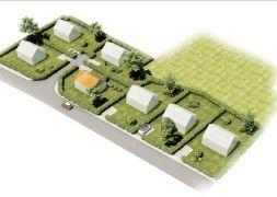 Terrain Agence d'Isneauville, Terrain 325m²