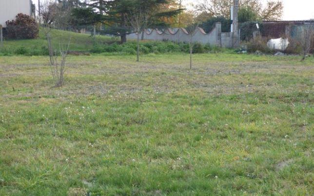 Photo du terrain à bâtir de 620 m² <br><span>CHATELLERAULT(86)