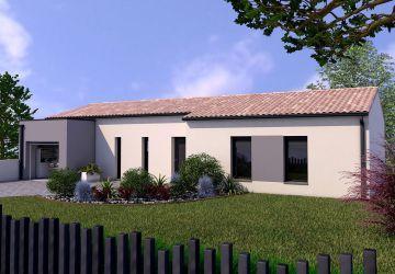 Modèle de maison Modèle de 93.84 m² à 171 200,00 €