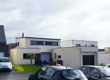 image de la construction de maison Le Rheu (35)