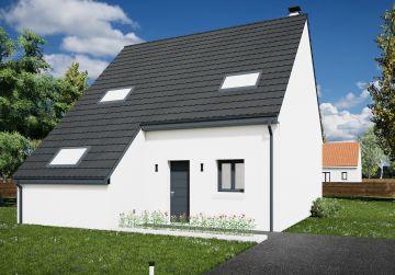 image offre-terrain-maison Maison 104.76 m² avec terrain à SAINT-HILAIRE-SAINT-MESMIN (45)
