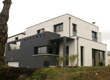 image de la construction de maison Combourg (35)