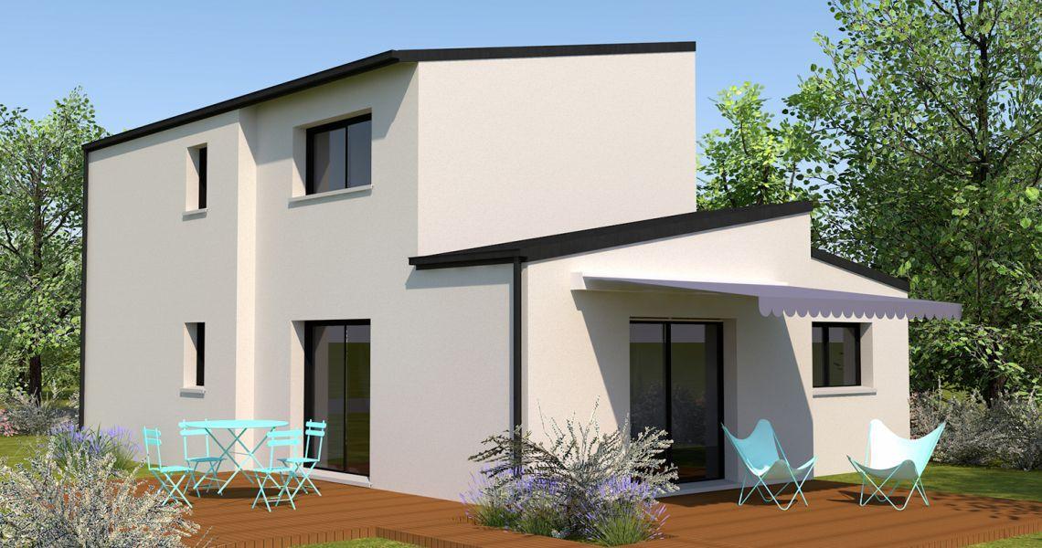 image Maison 103.19 m² avec terrain à GOSNE (35)